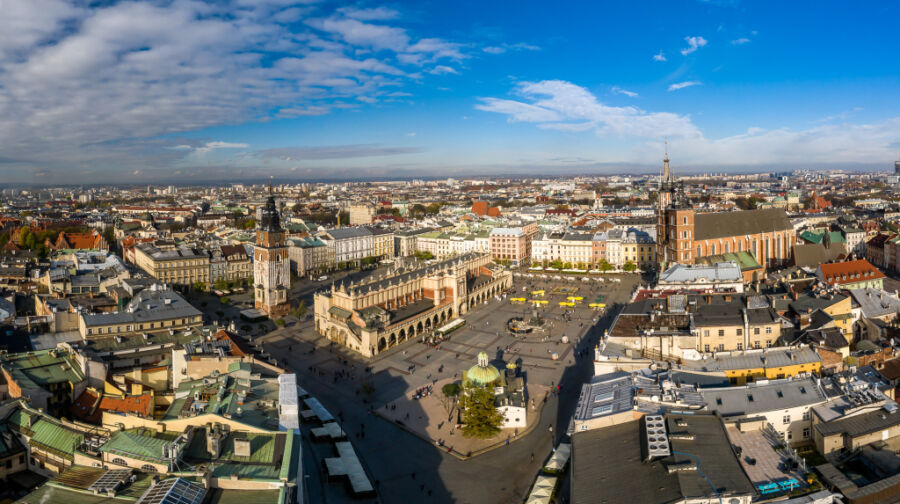 Photos CRACOVIE VILLE OUVERTE SUR LE MONDE