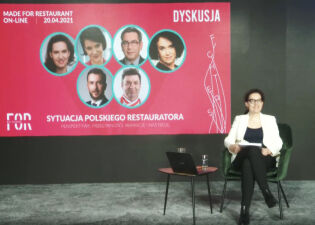 Konferencja MADE for Restaurant 2021